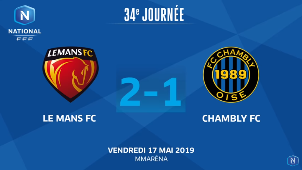lemans chambly