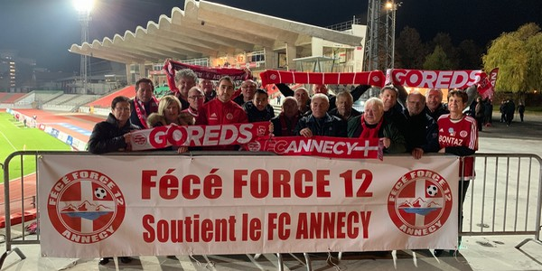 Club de supporter FC Annecy 1