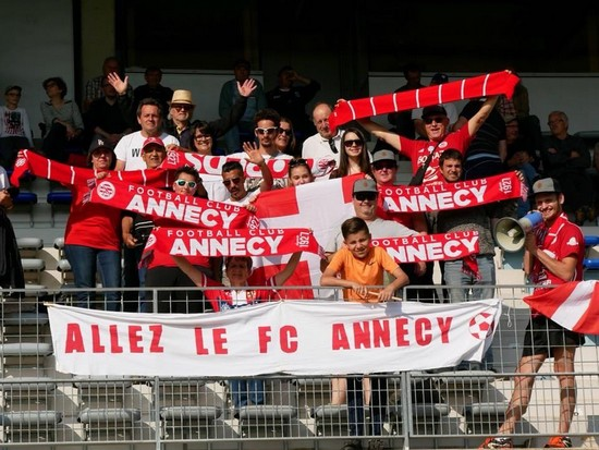 Club de supporter FC Annecy 2