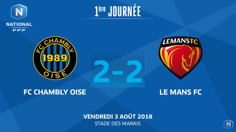 chambly lemans video